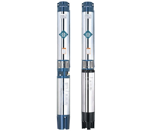 6SR30 6' Borehole Submersible Pump