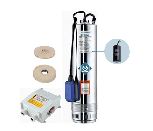 "SC 5"" Vortex Borehole Submersible pump"