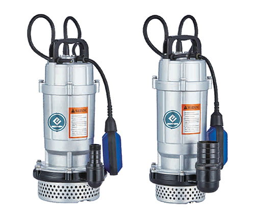 QX Clean water Submersible pump