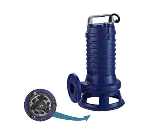 SUBMERSIBLE SEWAGE PUMP KPW/KPWm