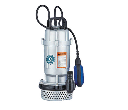 SUBMERSIBLE SEWAGE PUMP QX