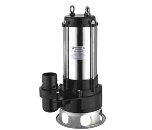 SUBMERSIBLE SEWAGE PUMP WQ