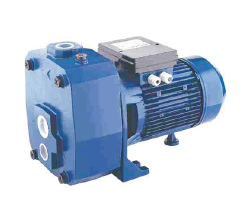 What are the basic steps for installing an electric water pump