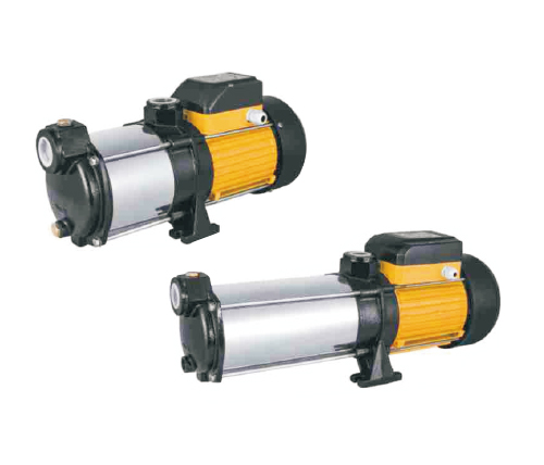 What is the working principle of a sewage pump