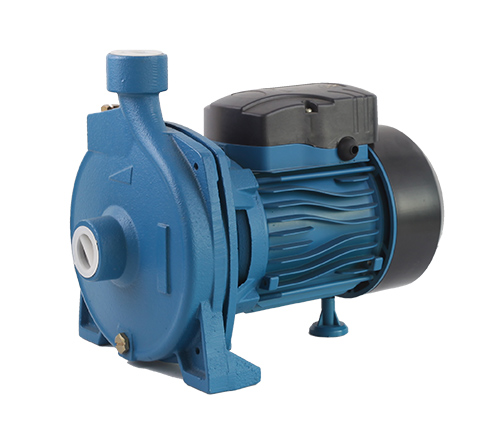 What are the effects of cavitation on centrifugal pumps