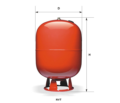 NVT Series vertical tank