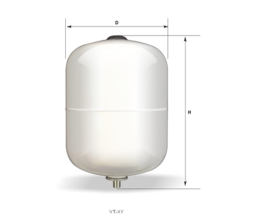 VT-XY Series vertical tank